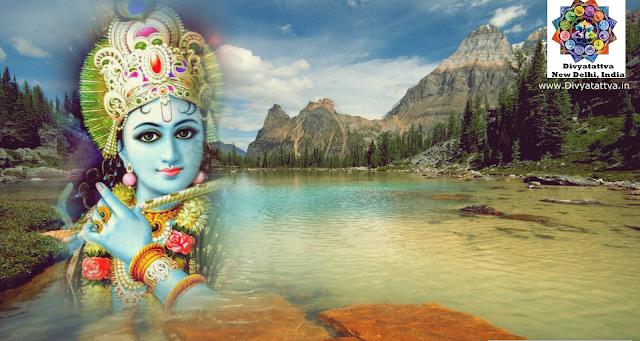 Supreme Being & Hindu Deity Lord Krishna HD Wallpaper For Janmashtami