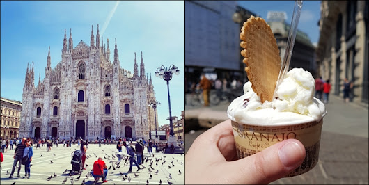 Happiness Is The Only Rule: Travel does the Heart good [Milan]
