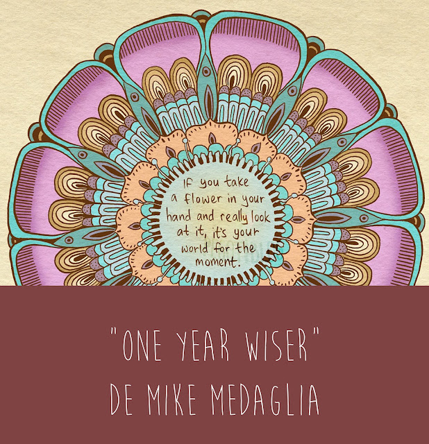 Gente inspiradora: Mike Medaglia (One year wiser)