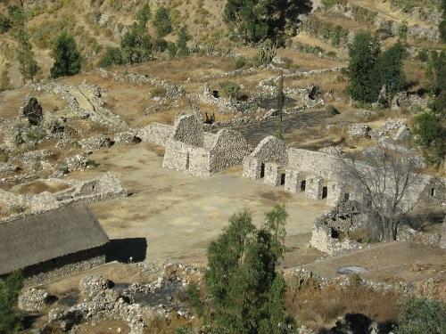 Complejo Arqueológico de Uyo Uyo