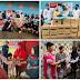 MEDAN: Peringati Hari Relawan, PMI Bagikan Masker, Hand Sanitizer Dan Sabun Ke Warga