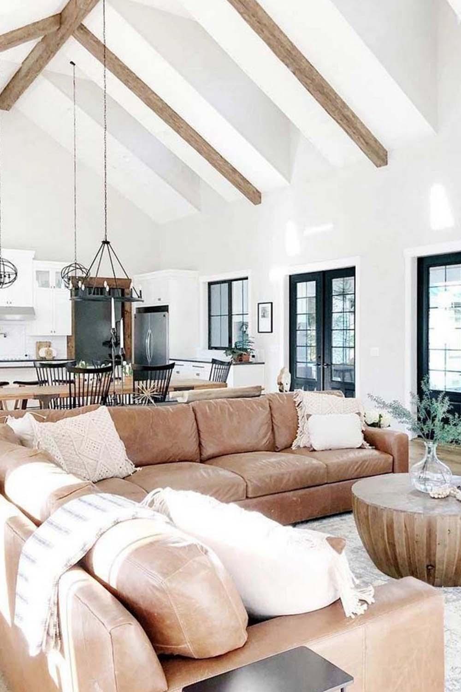 decorating ideas for modern farmhouse living room