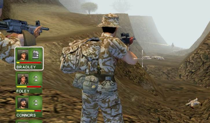 Conflict Desert Storm 1 PC Ful Español