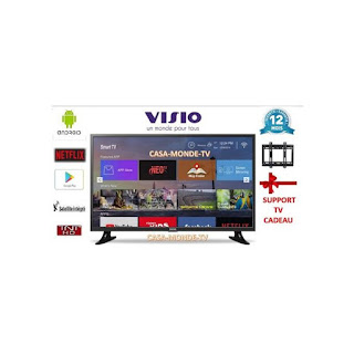 VISIO SMART TV ANDROID