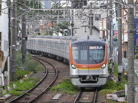 【17000系初充当!】東急東横線 急行 清瀬行き