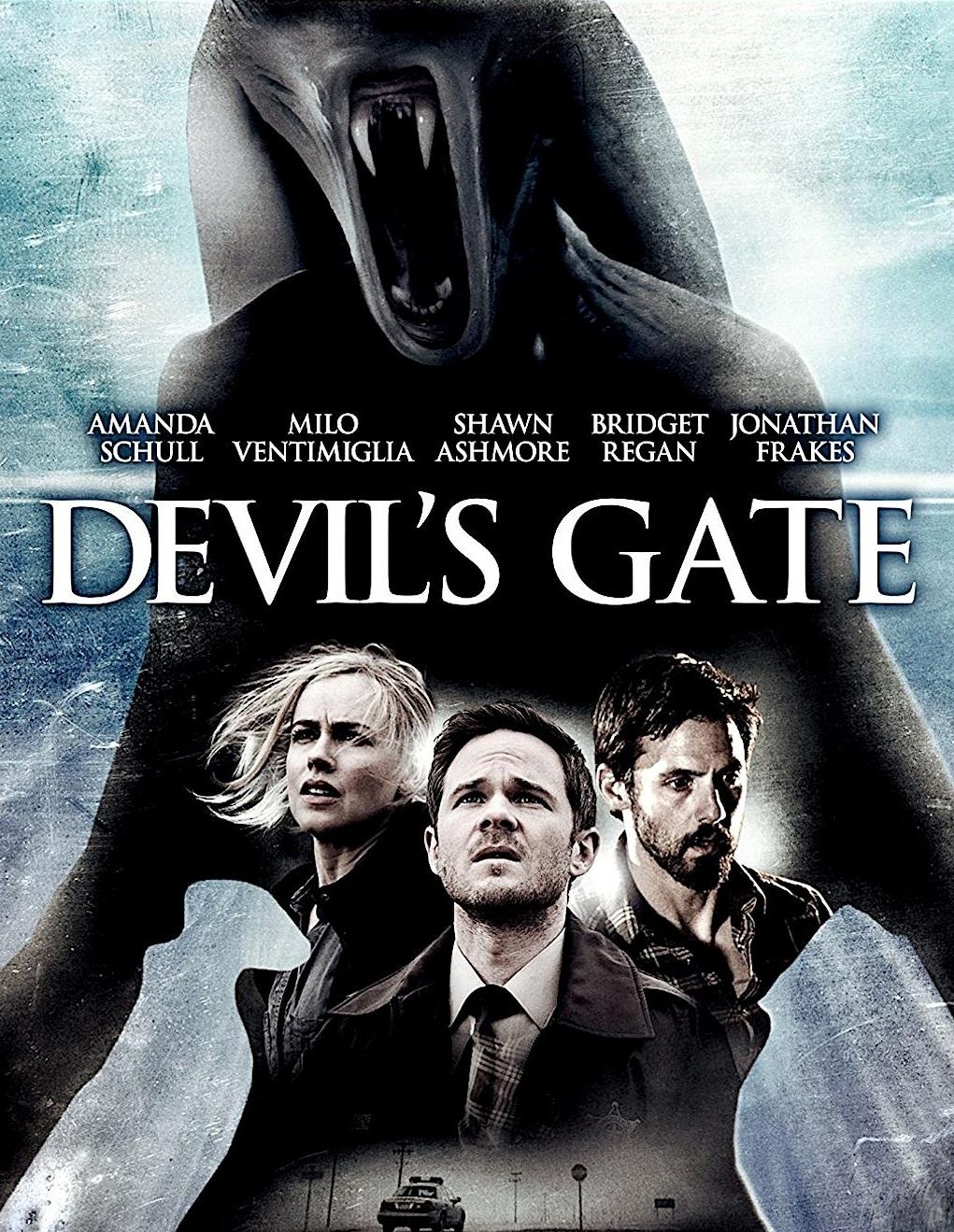 Devil's Gate [2017] [DVDR] [NTSC] [Subtitulado]