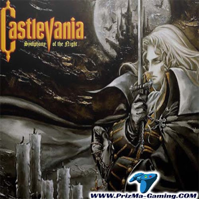 Download Castlevania: Symphony of the Night PS2 ROM for PC [PCSX2]