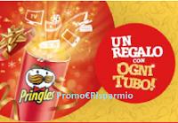 Logo ''Un regalo in ogni Tubo Pringles 2.0 '': vinci gadget, film, vacanze da sogno e un premio per tutti