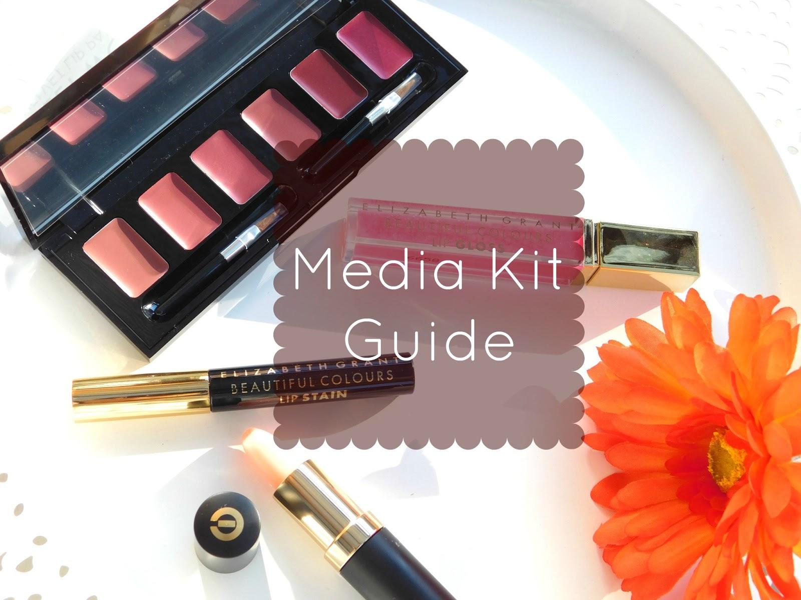 Media Kit Guide