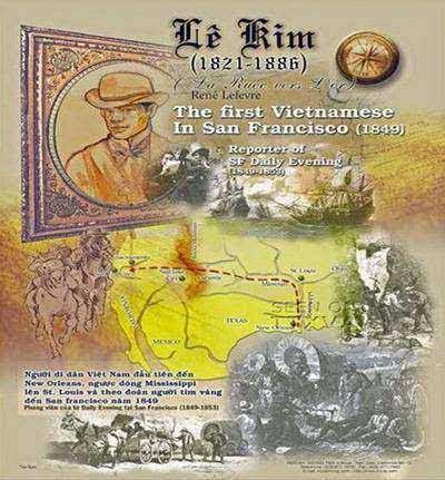 Người Việt đầu tiên đặt chân đến Hoa Kỳ
