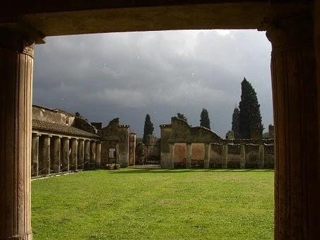 Pompeii, Kota Yang Tertimbun