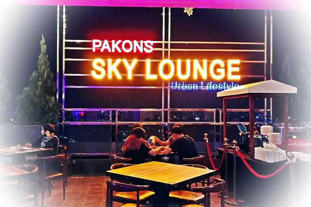 sky lounge Pakons Prime Hotel Tangerang