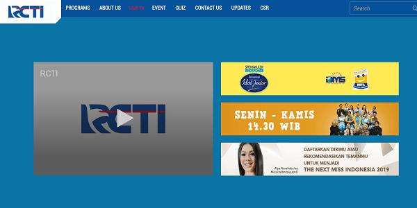 Situs RCTI TV