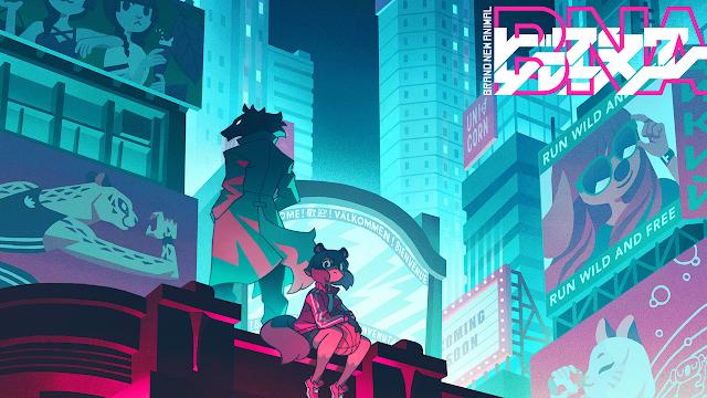 Trigger anime BNA: Brand New Animal recibe manga