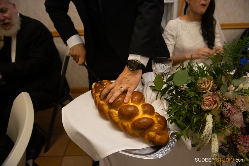 Orthodox Jewish Wedding Photography Best Food by SudeepStudio.com Ann Arbor Wedding Photographer