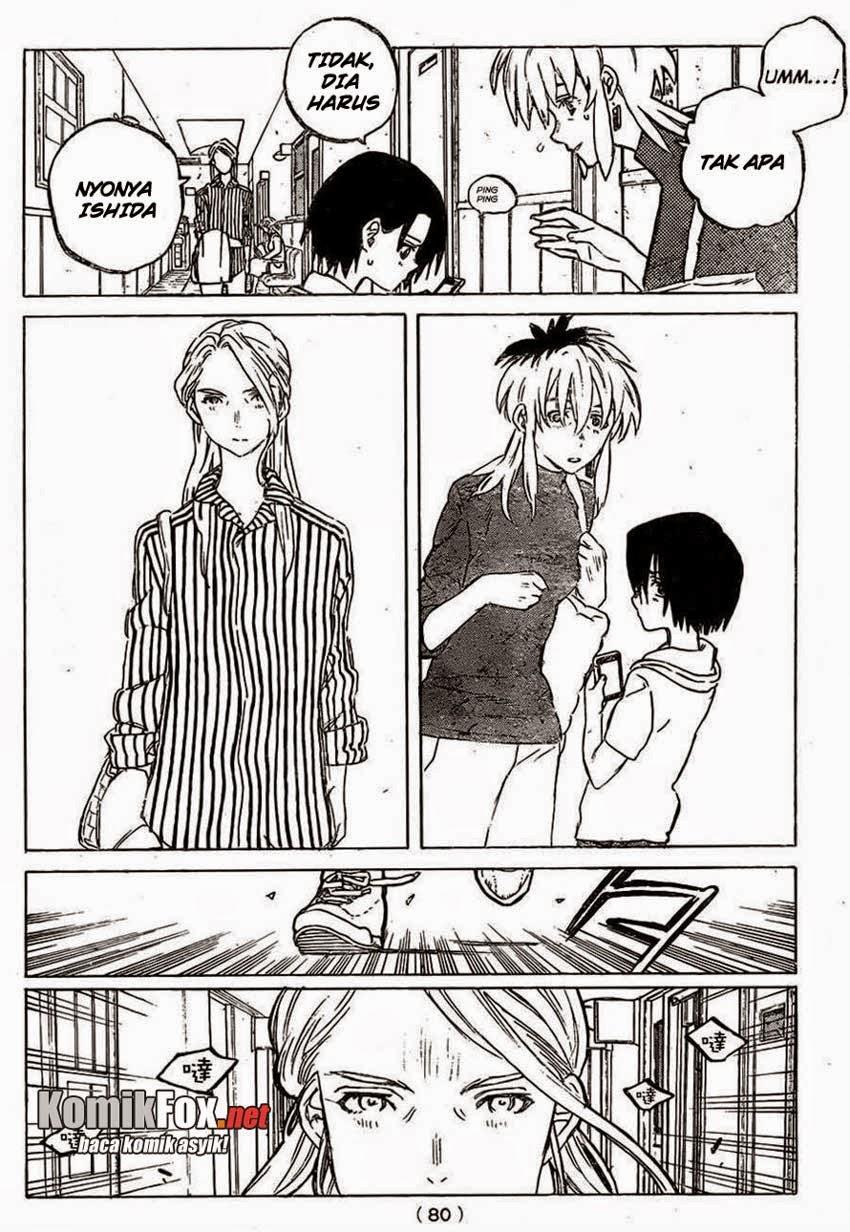 Koe no Katachi Chapter 44-4
