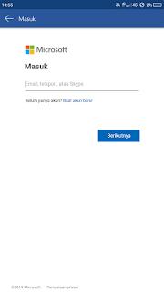 Cara Masuk Akun Di Microsoft Word Android ~ Fikrisaurus