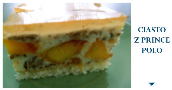 prince polo, ciasto, przepis, pani domowa