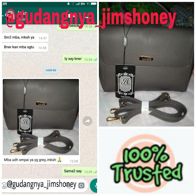 Testimoni Tas Jimshoney Mona Bag