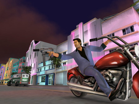 Grand Theft Auto Vice City PC Game