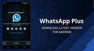 تحميل واتس اب بلس الاحدث WhatsApp Plus مع العديد من الميزات