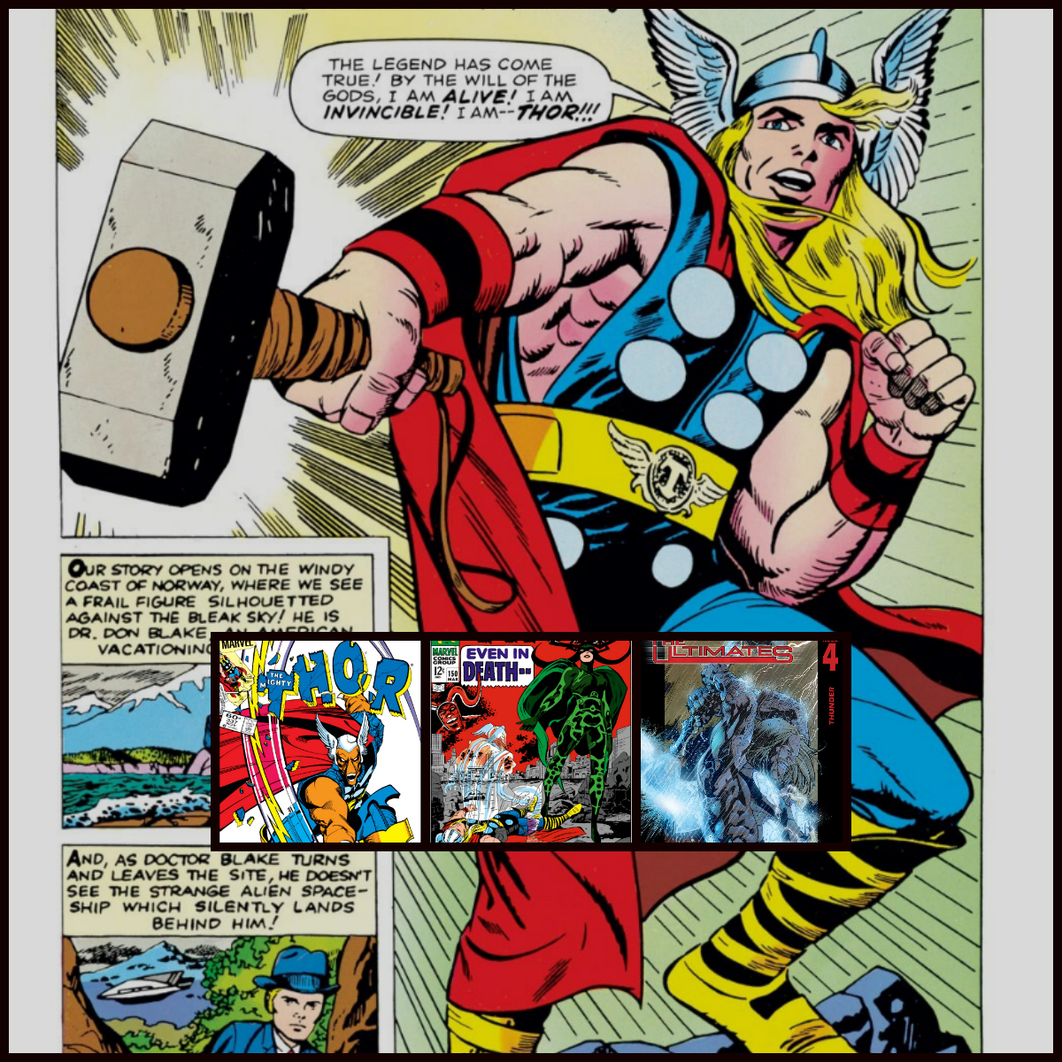 THOR: A Reading Guide | #1 Comic Books Blog