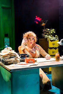Craig Revel Horwood as Miss Hannigan, who might be my Spirit animal