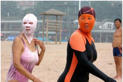 5 Cara Paling Gila Wanita Asia Lakukan Hanya Untuk Putihkan Kulit