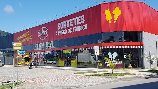 Sorvetes a preço de fábrica em Itapema