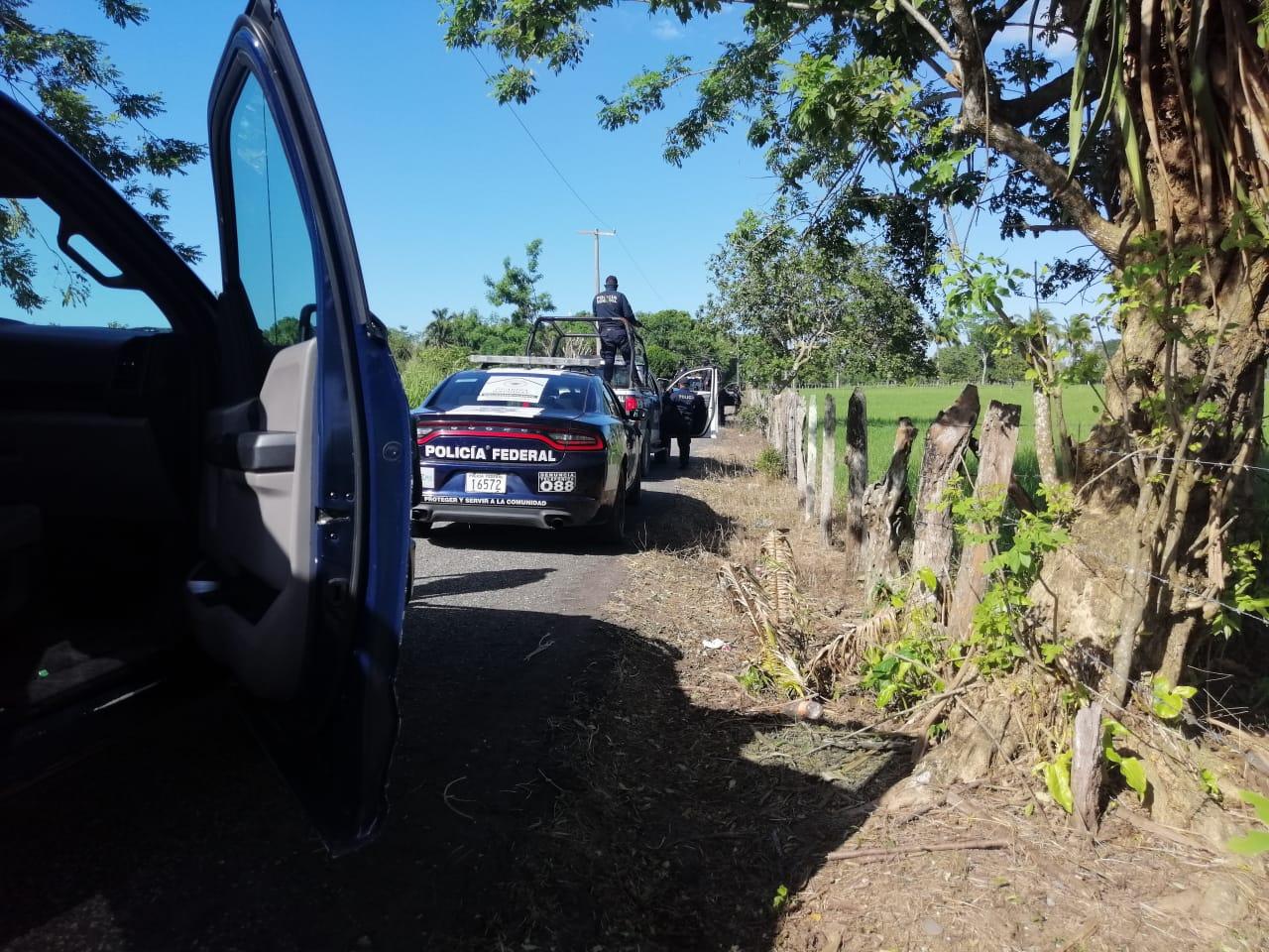 Emboscan a Policías Municipales en Huimanguillo; Tabasco, hay 4 uniformados desaparecidos, al parecer fueron levantados por los Sicarios
