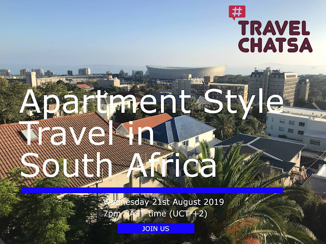 Invite Apartment Style Travel in South Africa TravelChatSA Dorothee Lefering