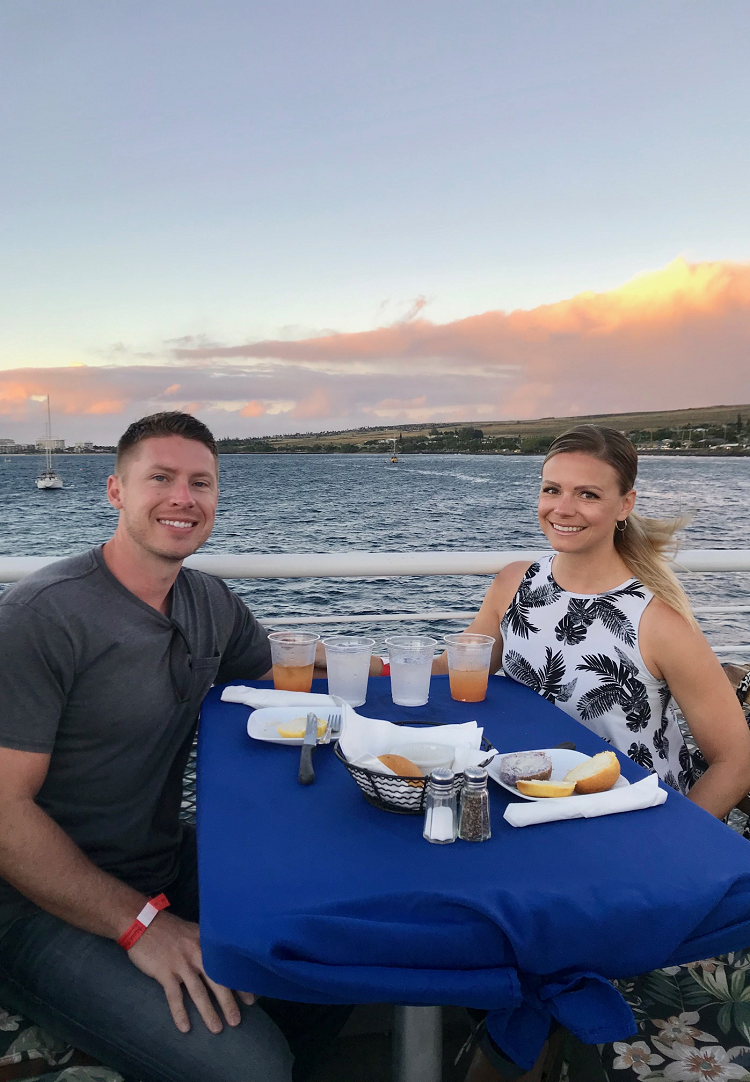 Maui, Hawaii, Lahaina Cruise Company, Hawaiian Ocean Project, Maui Dinner Cruise