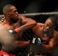 UFC 145 Fight Results