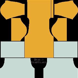 Baju DLS Squidward