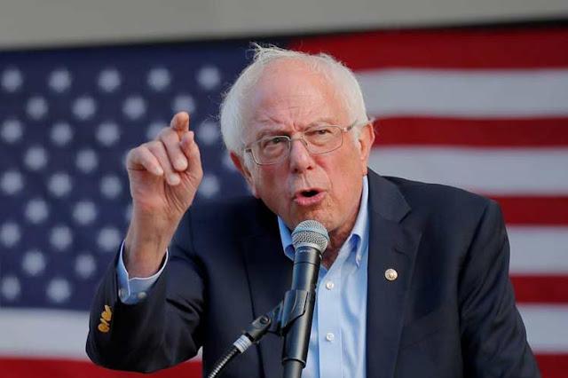 Sanders participará en huelga climática en Iowa, EE.UU.