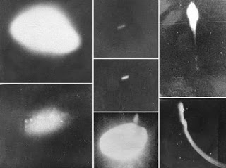 Las imágenes recabadas por los militares desaparecidos