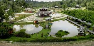 taman rekreasi lembah hijau