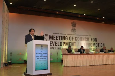 4th meeting of the Council for Trade Development and Promotion (CTDP) held in New Delhi