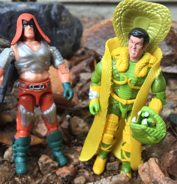 2005 Comic Pack Serpentor, Zartan