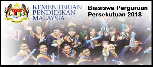 Permohonan Online Biasiswa Perguruan Persekutuan Program Ijazah Sarjana Muda Di Universiti Awam 2018 Mypendidikanmalaysia Com
