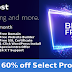 Bluehost Black Friday Sale 2019 [60% Off + Free Domain + Free SSL + Free Website Builder]