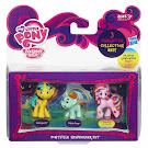 My Little Pony Ponyville Newsmaker Set Snailsquirm Blind Bag Pony