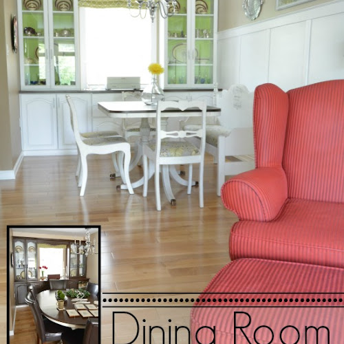 The Final Reveal Of Our Dining Room Makeover