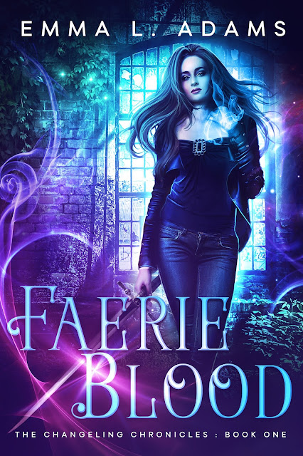 Out now: Faerie Blood (The Changeling Chronicles, #1)