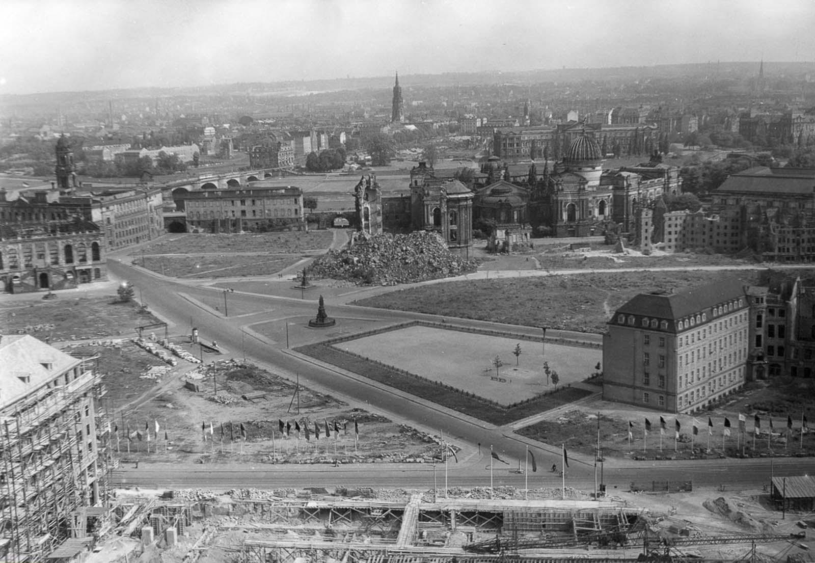 Dresden in 1961.