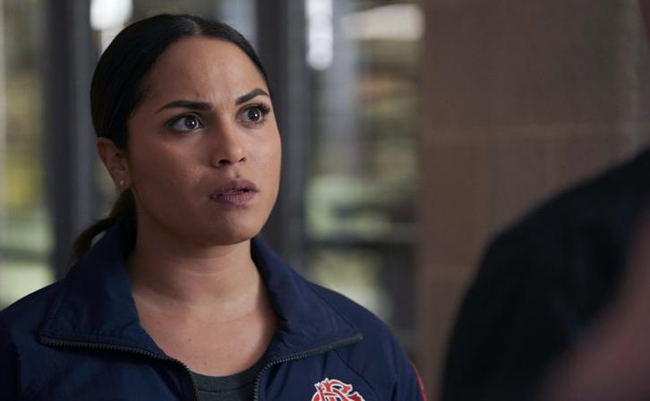 Chicago Fire - Episode 6.19 - Where I Want To Be - Promo, 3 Sneak Peeks, Promotional Photos + Press Release