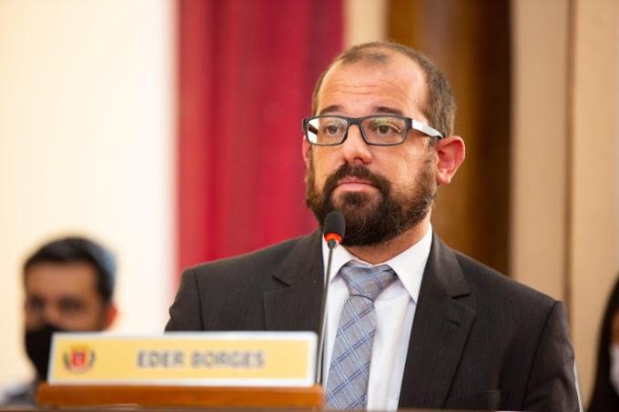 Eder Borges é cassado pelo TRE-PR por problemas na prestação de contas de 2016