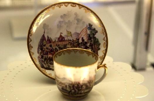 porcellana in europa