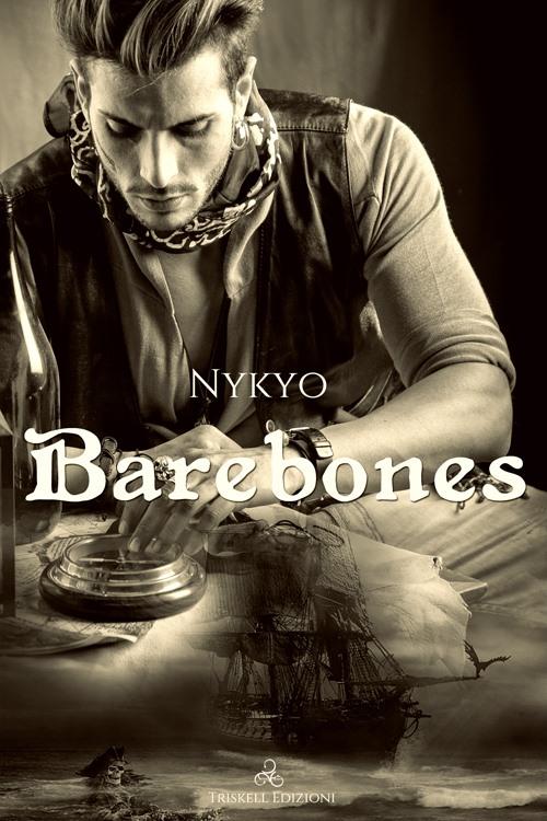 """Libri in uscita: """"Barebones"""" di Nykyo"""