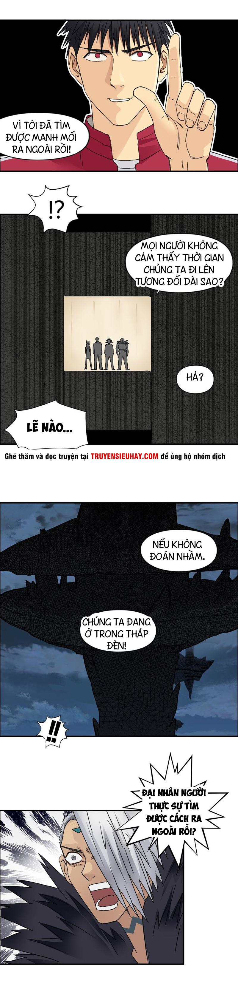 Siêu Năng Lập Phương Chapter 95 video - truyenmh.com